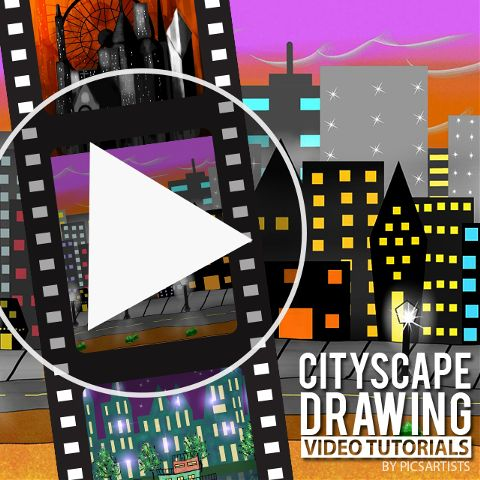 cityscape time lapse videos