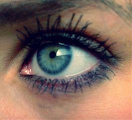 eye baaaam blue