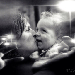 black & white photography emotions love family