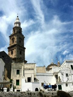 photography puglia old town mare