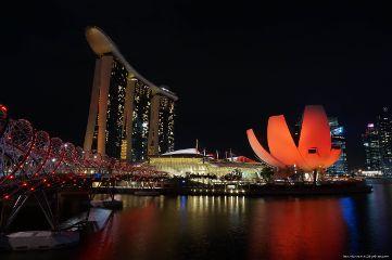 sonyalpha sonynex nightshot marinabaysands singapore