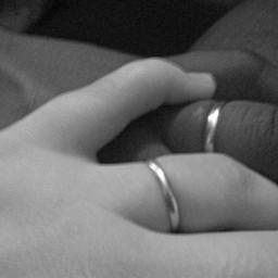 emotion blackandwhite love hands marriage
