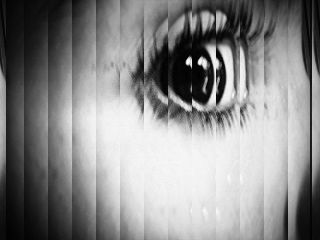 blackandwhite photography eyes