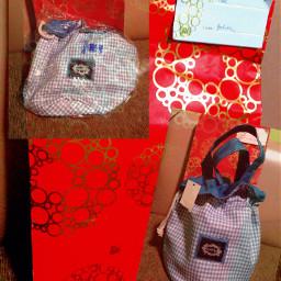 lunchbag blue christmasgift christmasph lateposts