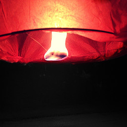 photography balloon lamp
