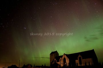 northernlights scotland photography night colorful