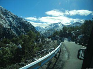 escape mountains chile travel winter